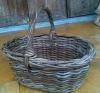 Grey Kubu Storage Basketry