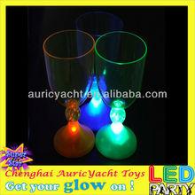 novelty led wine glasses/led martini glasses/led drinking glasses ZH0901526