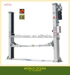 Cheap price 2 column car lift hydraulic used lift hoists