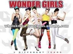 k-pop kpop supplier store exporter shop - WONDER GIRLS - 2 DIFFERENT TEARS (SINGLE)