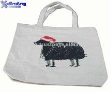 Singapore X-CB24 promotional cotton Canvas tote Bag