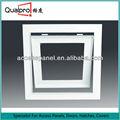 Gipskarton decke access panel/dekorative ap7720 einstiegsluke