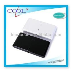 Convenient electric black quad charger