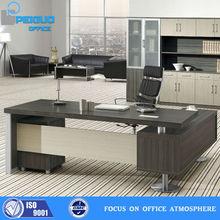 Computer Table Design/Reception Furniture Cheap/Computer Desk PG-12B-20A