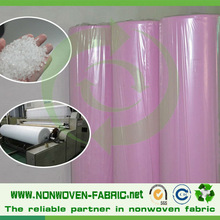 2013 best quality non woven fabric manufacturing process