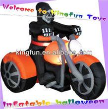 Devil&skull halloween inflatables
