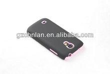 for Samsung S4 MINI I9190 combo case,paypal accept