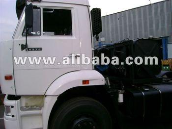 TFA KAMAZ 6520 Heavy duty tractor head