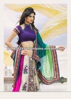 Beautiful llahangas saree and suits