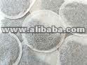 Bio-degradable Filter Paper Round Tea Bags.