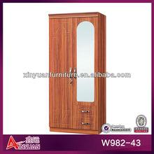 South Asia cheap wardrobe furniture plywood