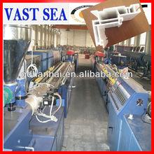 Great production line wood plastic composite