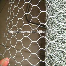 Fish trap hexagonal wire mesh manufacture