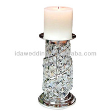 screw in candle holder decoration wholesale