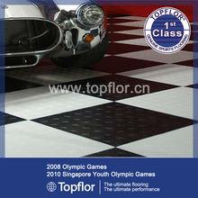 Beautiful Tartan Transport Floor Linoleum vinyl mats