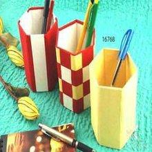 Paper Pen Stand Handmade