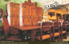 Mexican, Colonial and Hacienda Style Manufacturer