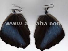 buttefly earrings