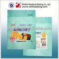 custom impressão de umidade prova de embalagens plásticas de alimentos sobremesa