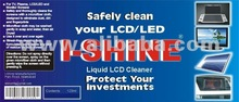 I-SHINE Lcd/Led, laptop and Computer Cleaner.