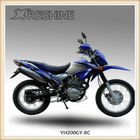 2013 hot selling YH200GY-8C mini dirt bike