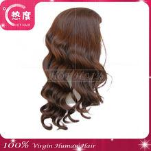 New arival jewish silk top wig,jewish kosher wigs,jewish band fall wigs hot selling