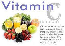 Factory Supplier purity 99% Vitamin C CAS50-81-7