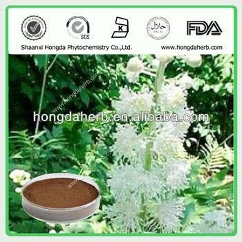 Black Cohosh P.E., Triterpenes Glycosides 2.5%, 3.5%