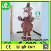 HI EN71 hot sale mascot costume horse