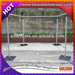 ESI 3*3*3 m cubic chuppah poles,wedding hall tent
