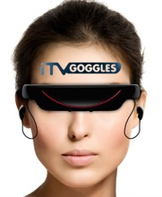 iTVGoggles WideView XL Video Goggles