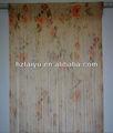 Nuevo estilo imprimió cortina de la secuencia / precioso persiana vertical con la impresión