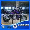 Low Cut Distinctive 200cc super sport motorcycle