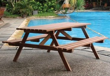 picknick outdoor table