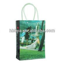 Designer wholesale print sale shopping paper bag