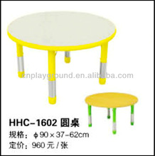 (HC-1602)ENJOY YOUR CHILDHOOD DREAM !!!HIGH QUALITY USED KIDS WRITING TABLE