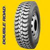 DOUBLE ROAD brand steel radial heavy duty truck tire 12.00R24, good quality, aggressive rear tire for saudi arabia, dubai, Qatar