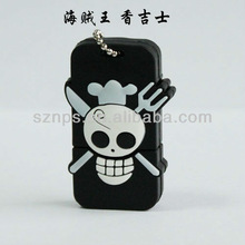 Pirate shape Flash Drive for promotional gift