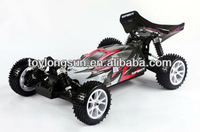 2.4G 1/10 Scale Brushless Electric Powered 4WD RC Buggy Races
