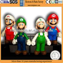 Custom plastic toy wholesale super mario bros products