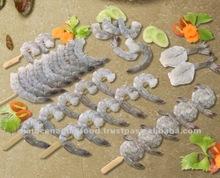 Raw Vannamei White Shrimp (P&D/PUD/PTO)