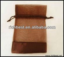 personalized organza bags/organza bags with logo ribbon/wholesale organza bags