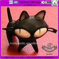 Squishy pop de los ojos de plástico de juguete del gato; squishy de plástico juguetes del gato; venta al por mayor squishy gato de juguete