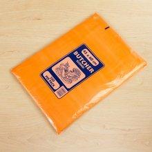 Clear plastic butchery bags