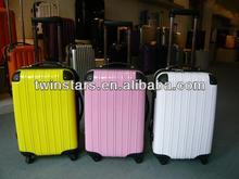 2013 Fashion Trolley Case/travel bag,ABS+PC luggage