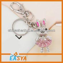 2014 High quality Jewelry fashion KeyChain,Fashion Keyholder Key Chain 2014 key chain clock