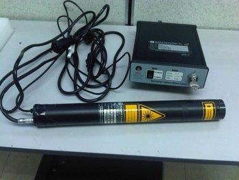 Stabilized Helium Neon (HeNe) Laser