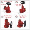Bronze de combate a incêndio válvula de controle fornecedores de extintores de incêndio manutenção do sistema