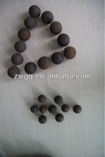 Mining forging steel grinding ball dia 25-150mm for ball mill