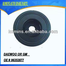 96352877 Daewoo or GM Engine Crankshaft pulley